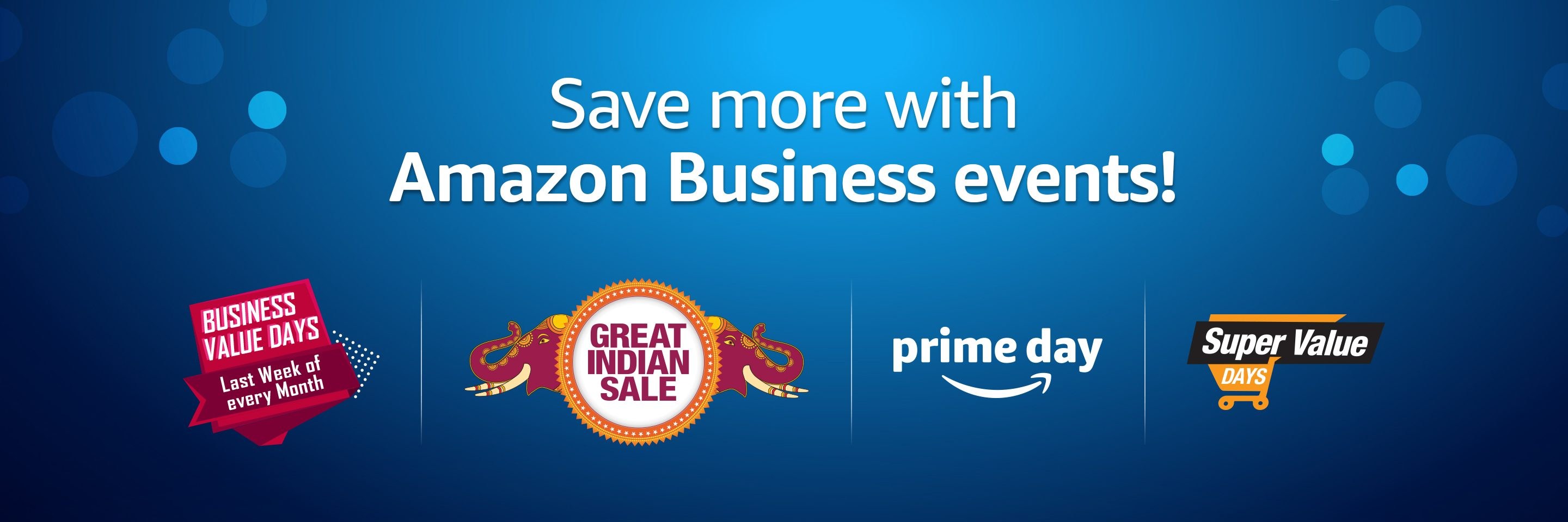 Events by Amazon Business